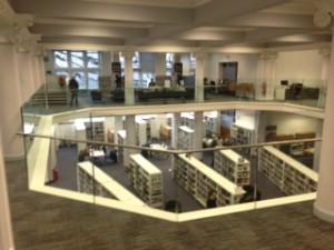 Central Library Edinburgh